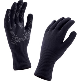 Sealskinz Ultra Grip Guanti nero